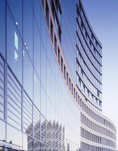 Gebäudereinigung, Fassadenreinigung