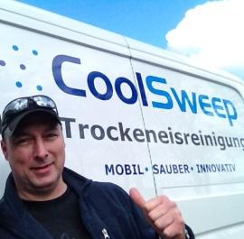 CoolSweep Geschäftsführer